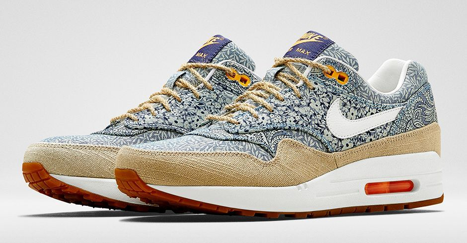 womens nike x liberty air max 1 shoes