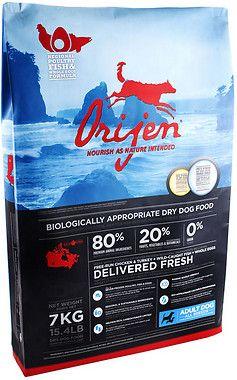 Orijen Adult Grain Free Dry Dog Food Dog Food Recipes Dry Dog