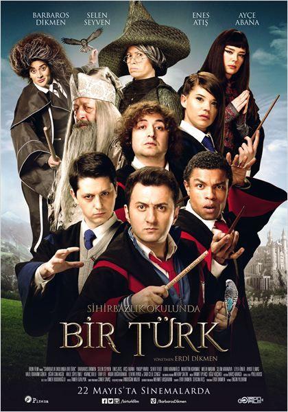 Sihirbazlik Okulunda Bir Turk 2015 Hd Izleonline Dizi Film Izle Film Sinema Komedi Filmleri