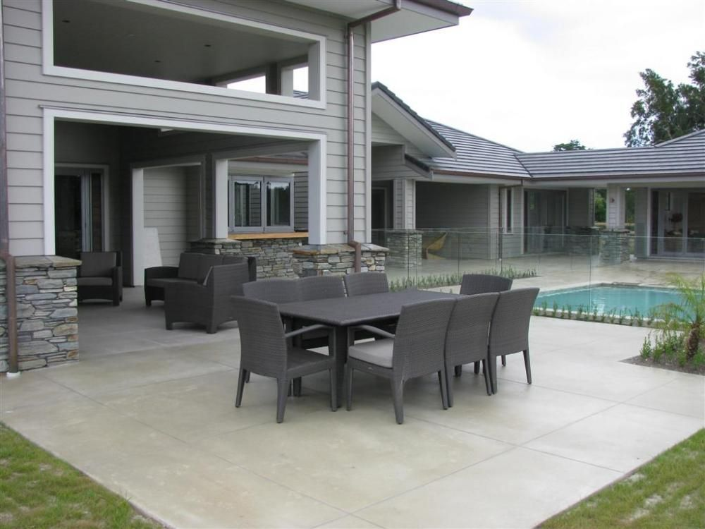 Outdoor Concrete Flooring Options   Google Search