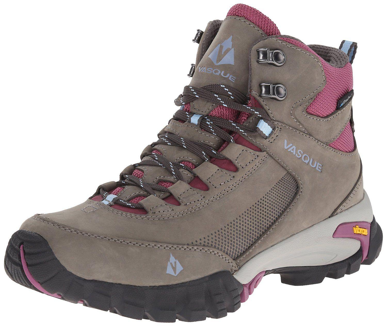 vasque talus trek mid ultradry hiking boots