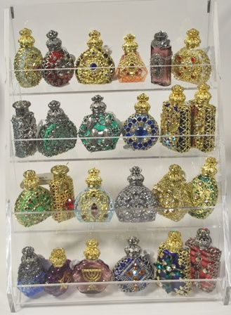 jeweled perfume bottles wholesale