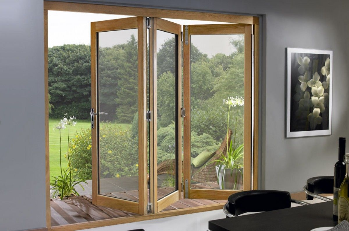 Oak External Bifold Doors Of The Highest Quality Brought Direct To You At  The Lowest Prices.