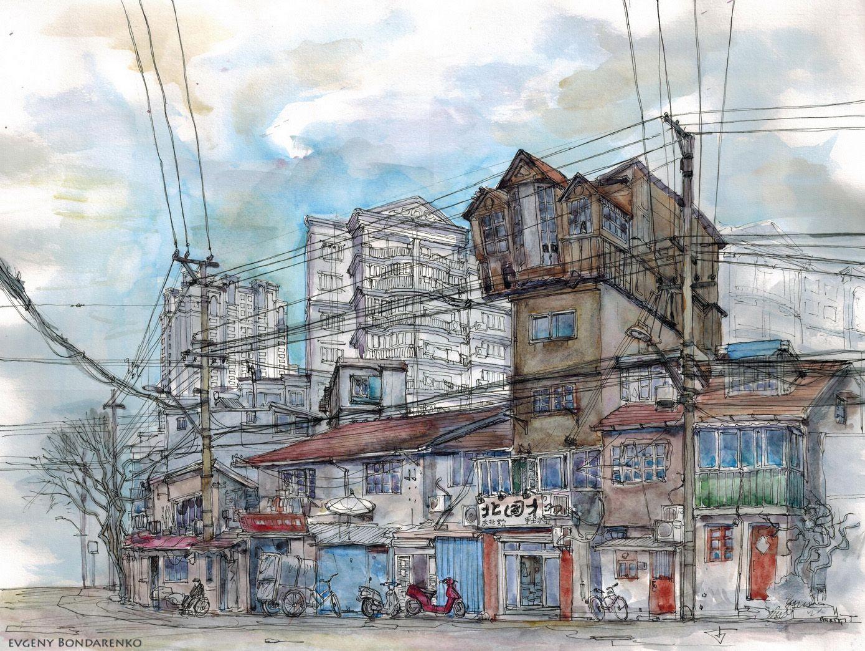 Shanghai 上海 | Evgeny Bondarenko