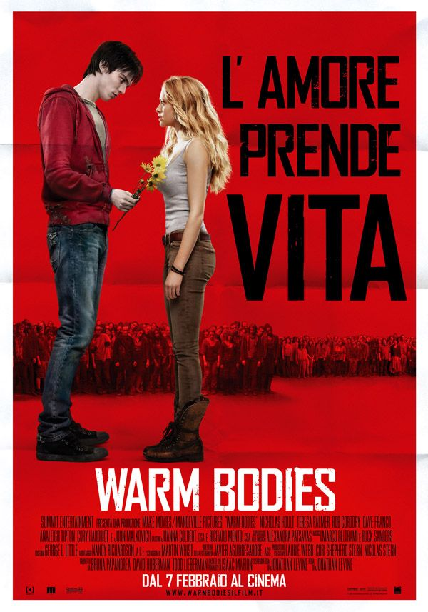 Warm Bodies: il nuovo trailer italiano