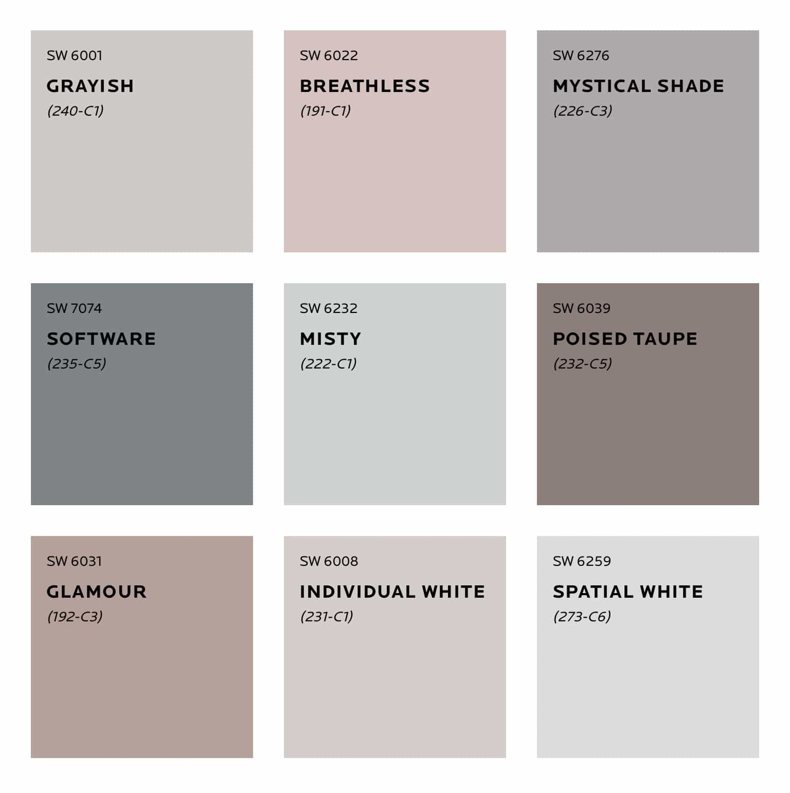 colour trends for 2020 trending paint colors bedroom on best interior wall colors id=76874