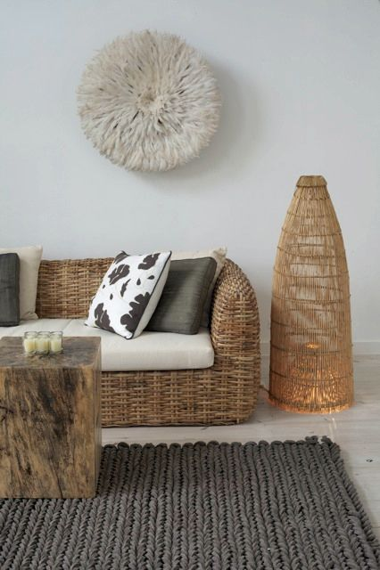 Naturel tinten met grijs en wit #watisjouwstijl #woonstijlen #hout ...