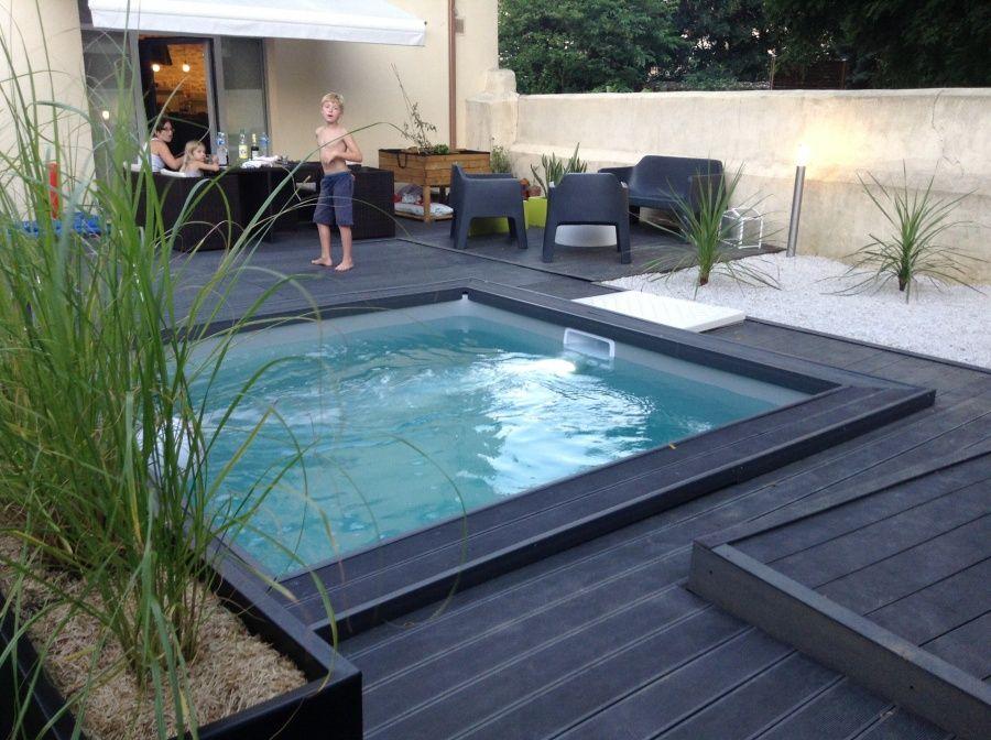 CARON PISCINES - Mini Piscine piscine Pinterest Jacuzzi