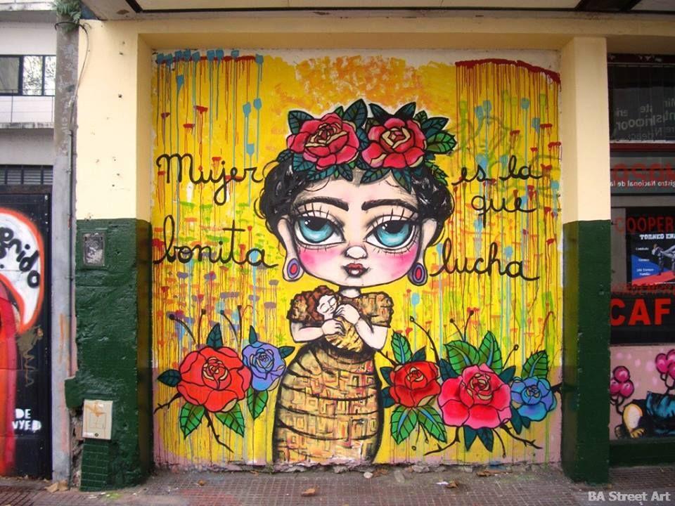 Mural en Buenos Aires