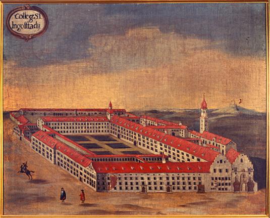 L'università di Ingolstadt