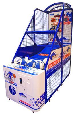 Sega Amusements Arcade Games Catalog S Z Arcade Room Indoor Basketball Arcade Games