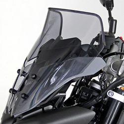 Screen MRA NSM - Spoiler Naked Bikes - black YAMAHA MT-07