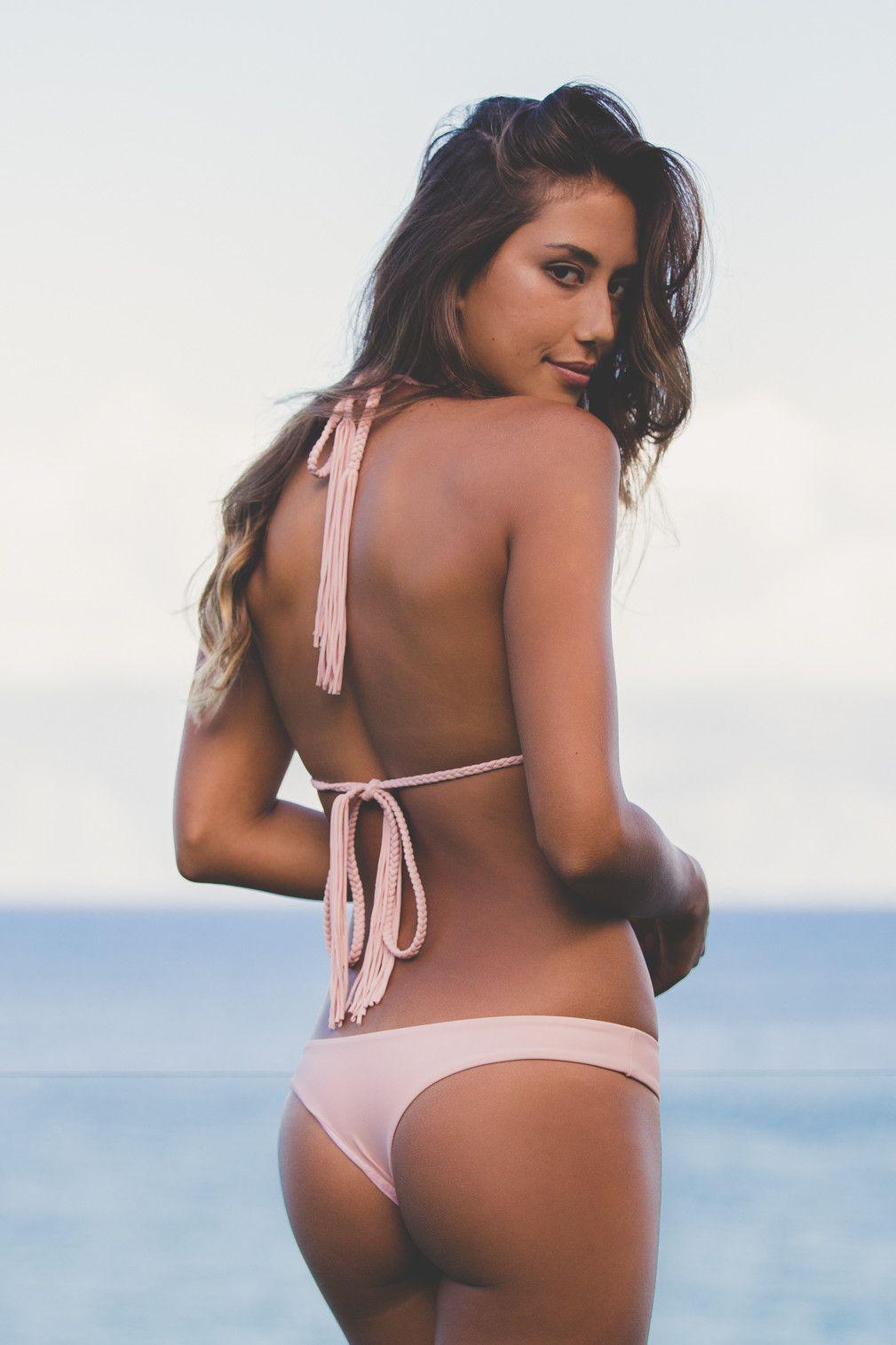 206eb9a36f2 Acacia Swimwear 2016 Ho okipa Bottom in Sunrise from Society Bikini Hawaii