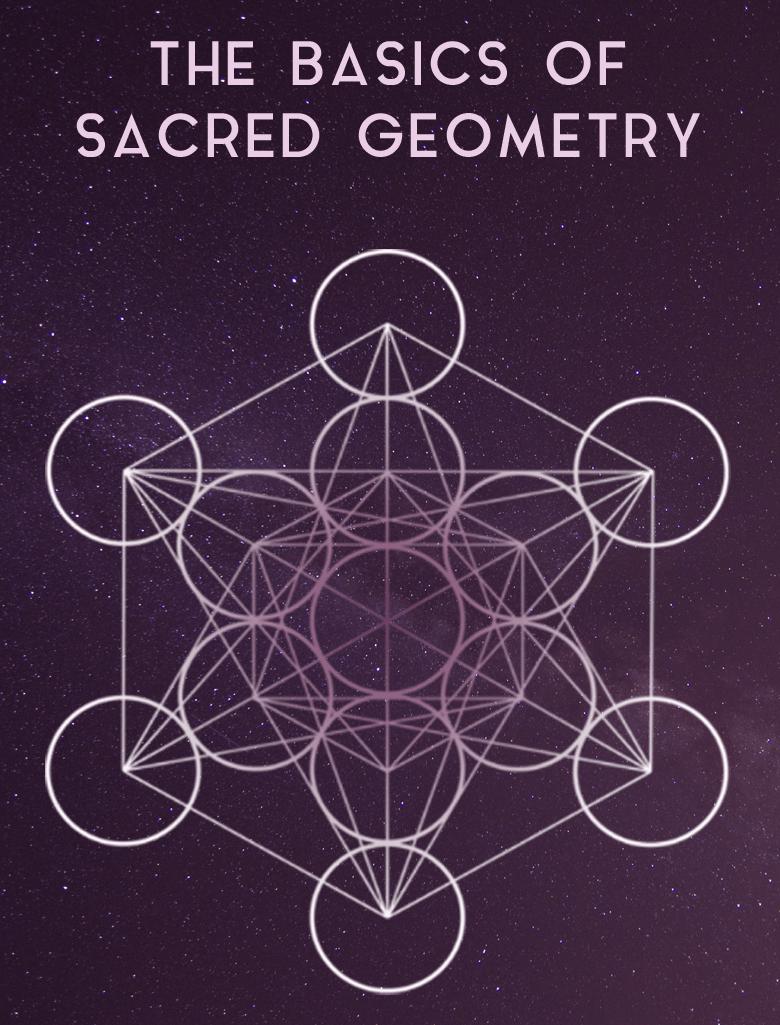 Basics Of Sacred Geometry Michelle Phan Sacred Geometry Symbols Sacred Geometry Geometric Mandala