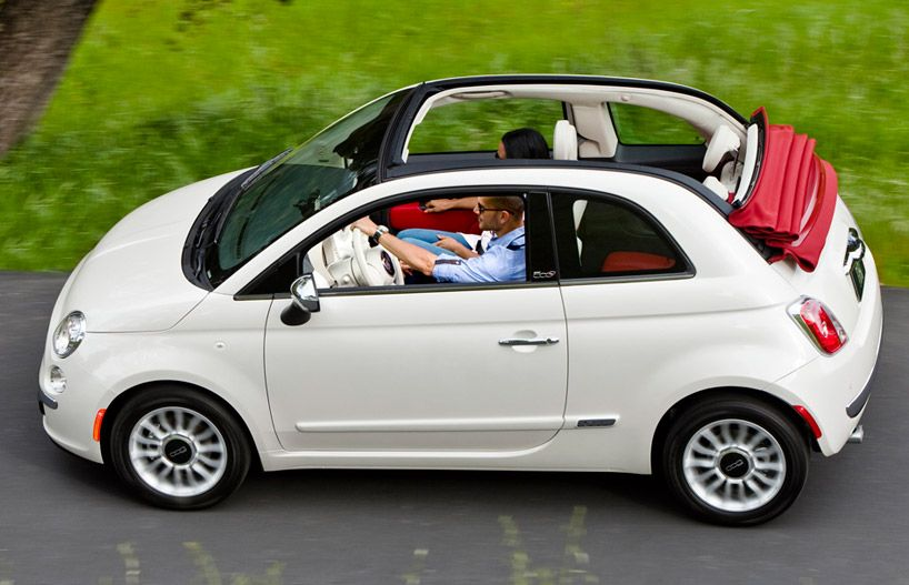 Fiat 500 Cabrio Convertible With Images Fiat 500 Cabrio Fiat