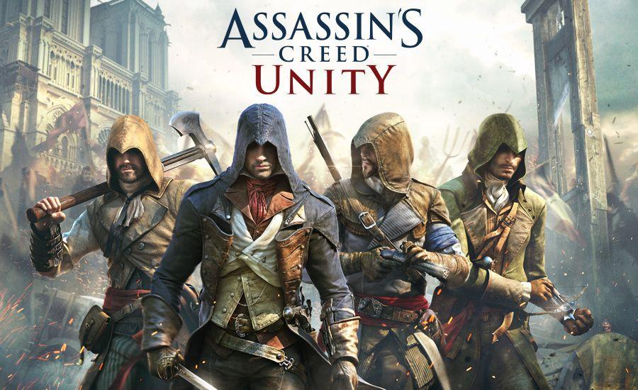 Assassins creed unity zona