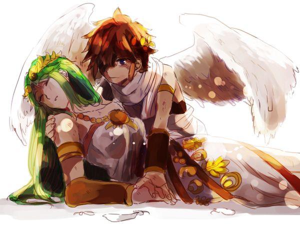 Kid Icarus Palutena