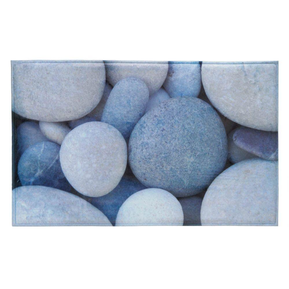 RIVER ROCK stone soft Cushioned microfiber memory foam