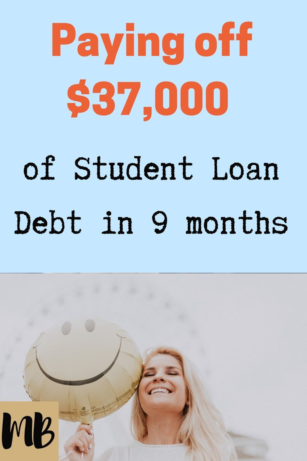 Paying Off 37,000 of Student Loan Debt in 9 Months in