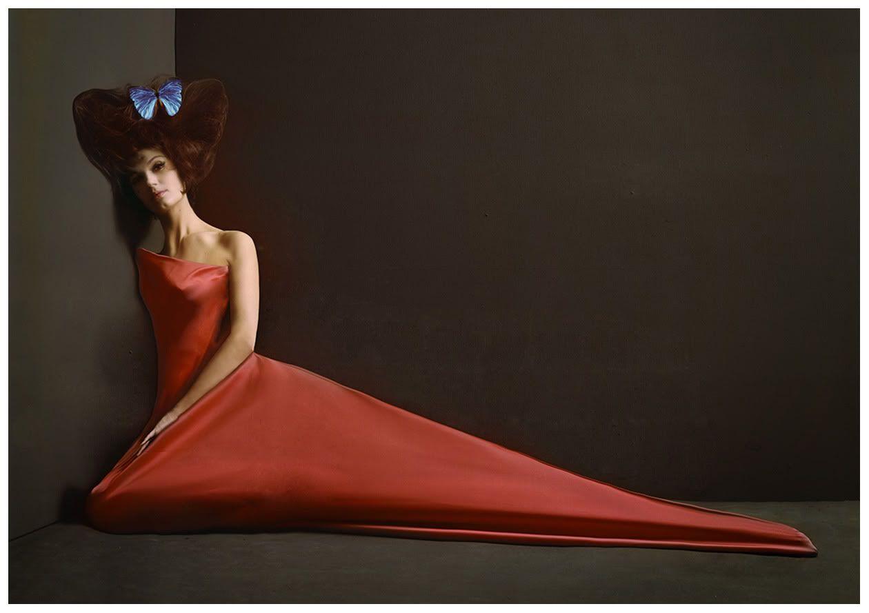 Simone Daillencourt Fashion Photography Avant Garde Fashion Photography Vintage Fashion Photography