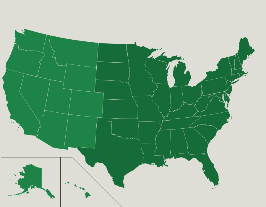 The U.S.: States in the West - Map Quiz Game: Seterra is a free map ...