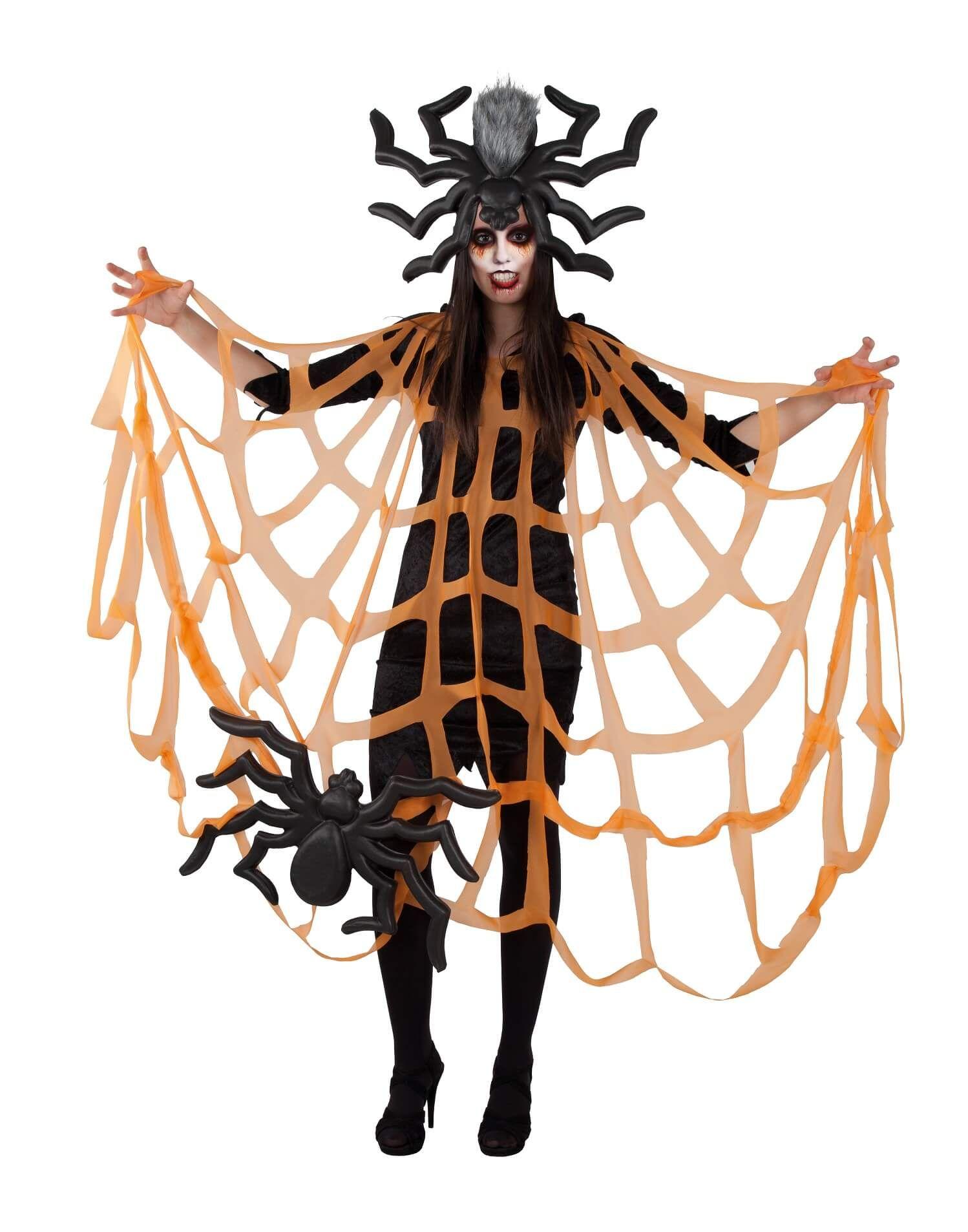 Disfraz de araña reina para mujer (mit Bildern)