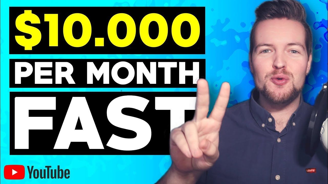 How To Make a 10,000/Month Youtube Channel Fast (Part 2