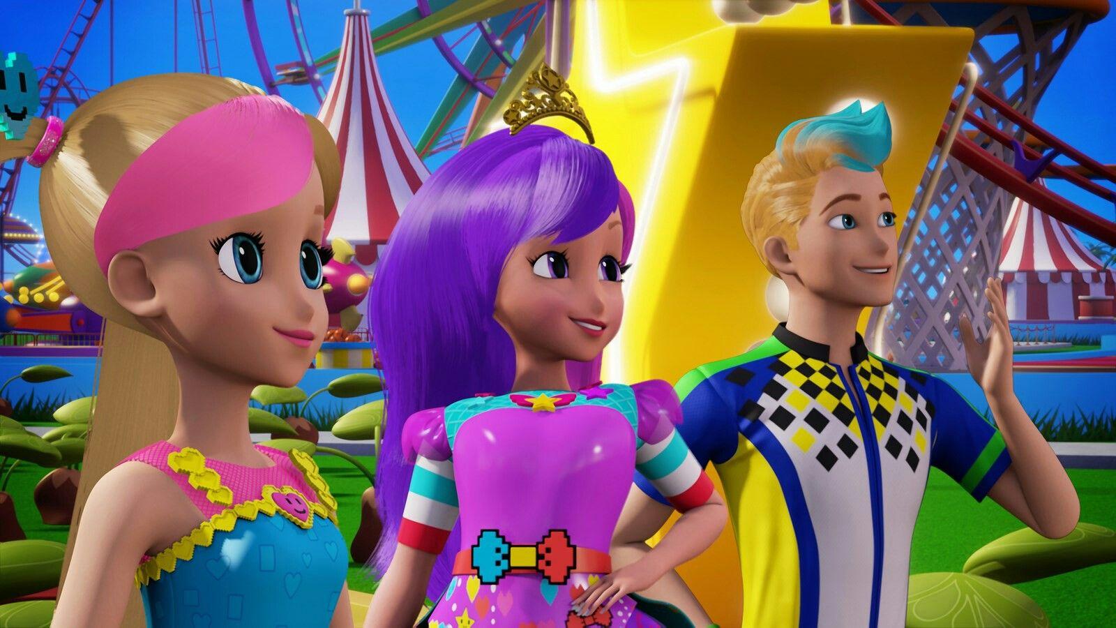 Barbie Video Game Hero Fotos Papeis De Parede