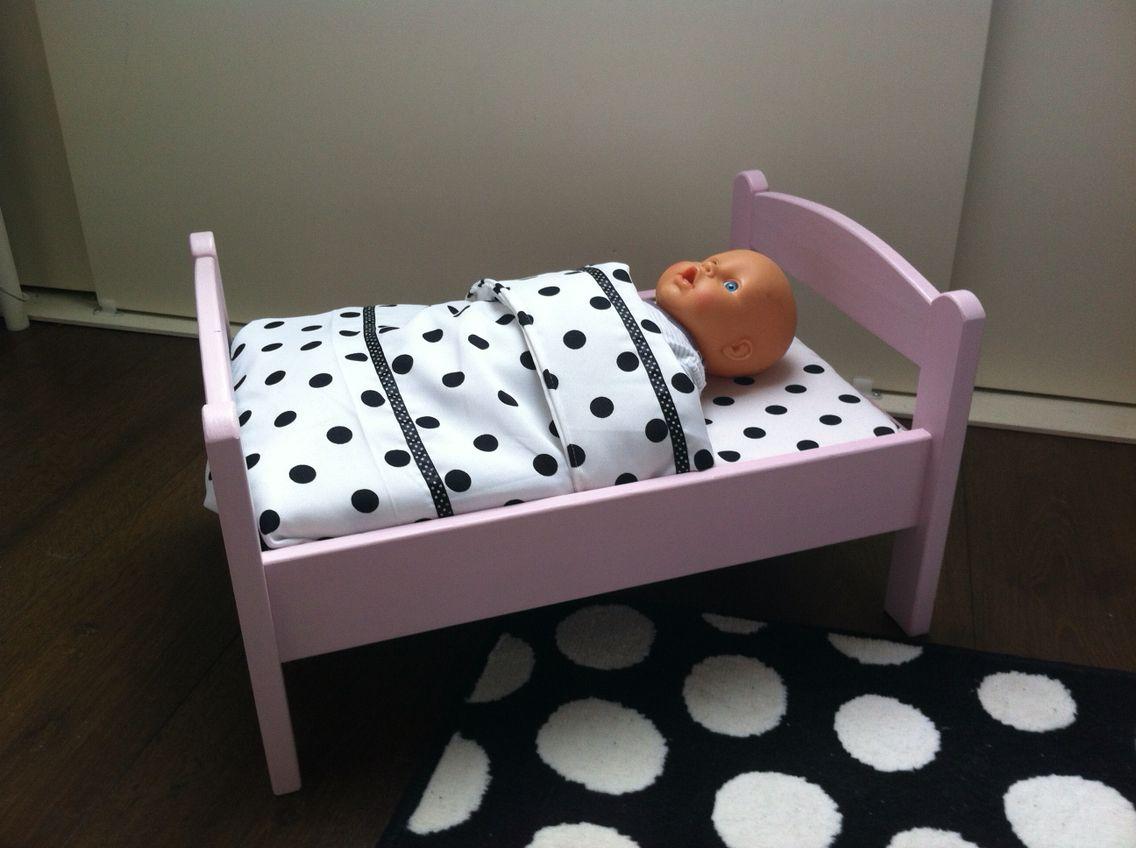 Ikea babyzimmer ~ Opknapbeurt ikea poppenbed bythemoon pinterest