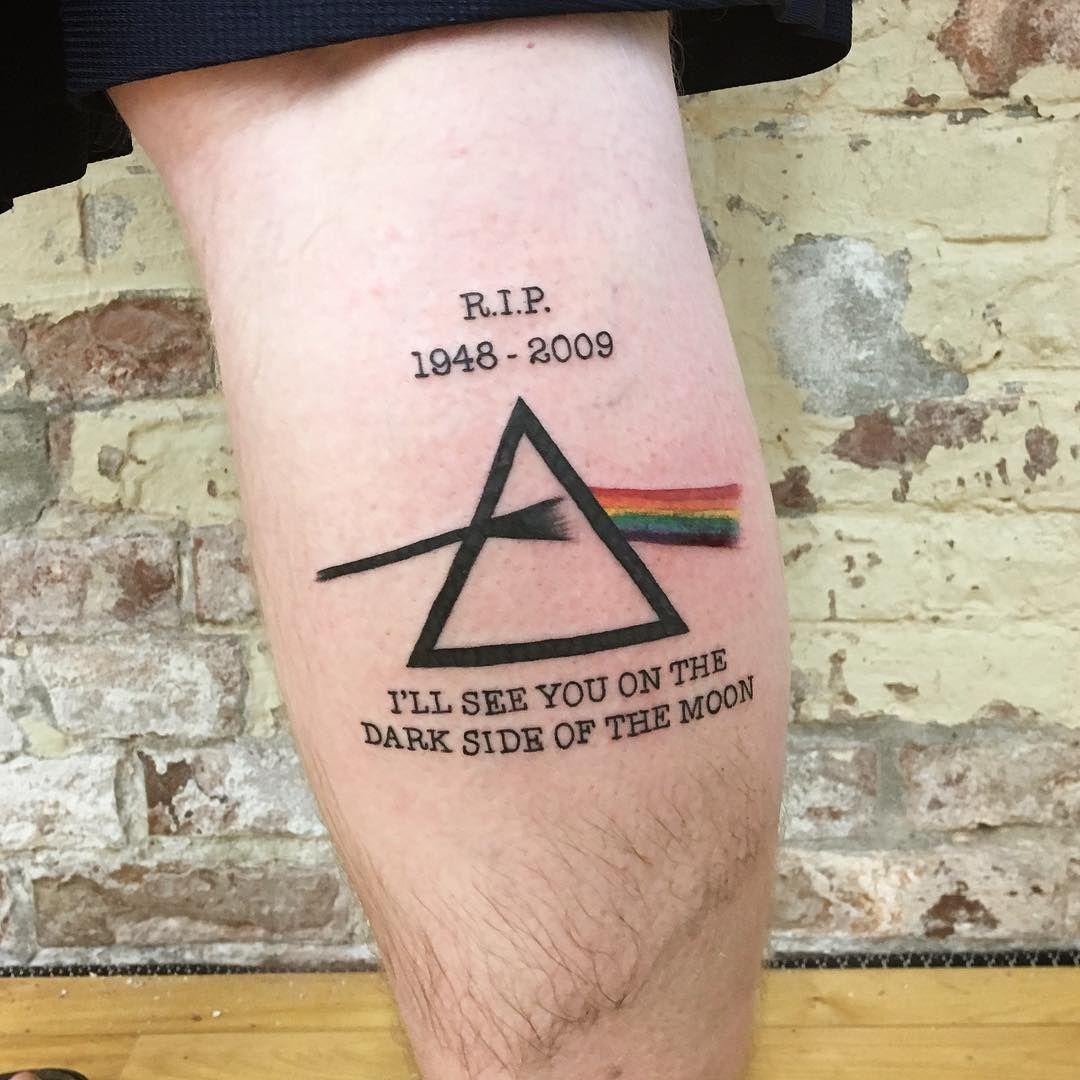 Pink Floyd Tattoo By Laura Cui Tattoos Tattoos Metallica Tattoo