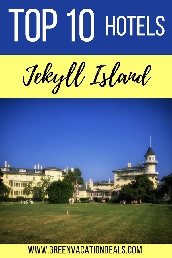 Jekyll Island Hotels >> Top 10 Jekyll Island Georgia Hotels Highlights From Green