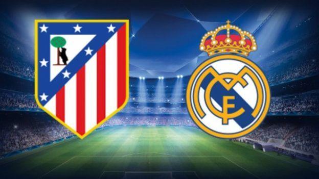 Atlético Madrid vs. Real Madrid: así formarían los equipos en la Champions League. April 13, 2015.