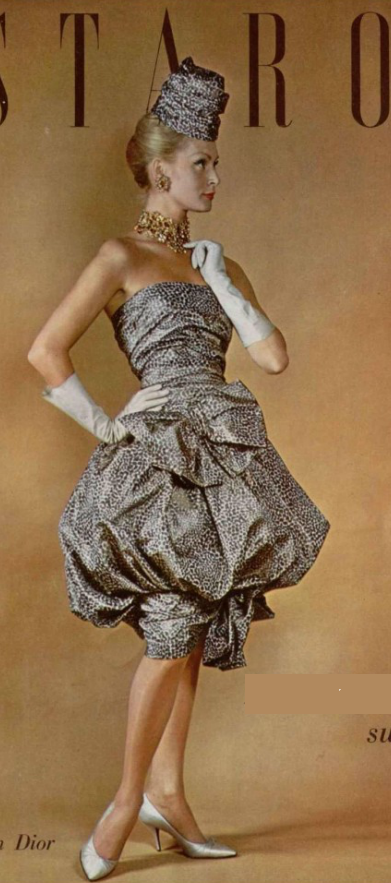 1959 YSl for Dior