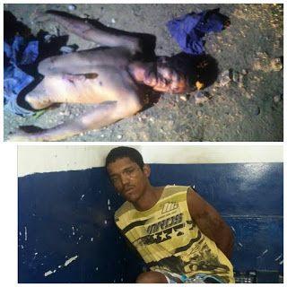 NONATO NOTÍCIAS: CORPO  DO HOMEM ENCONTRADO MORTO COM SINAL DE CRUE...