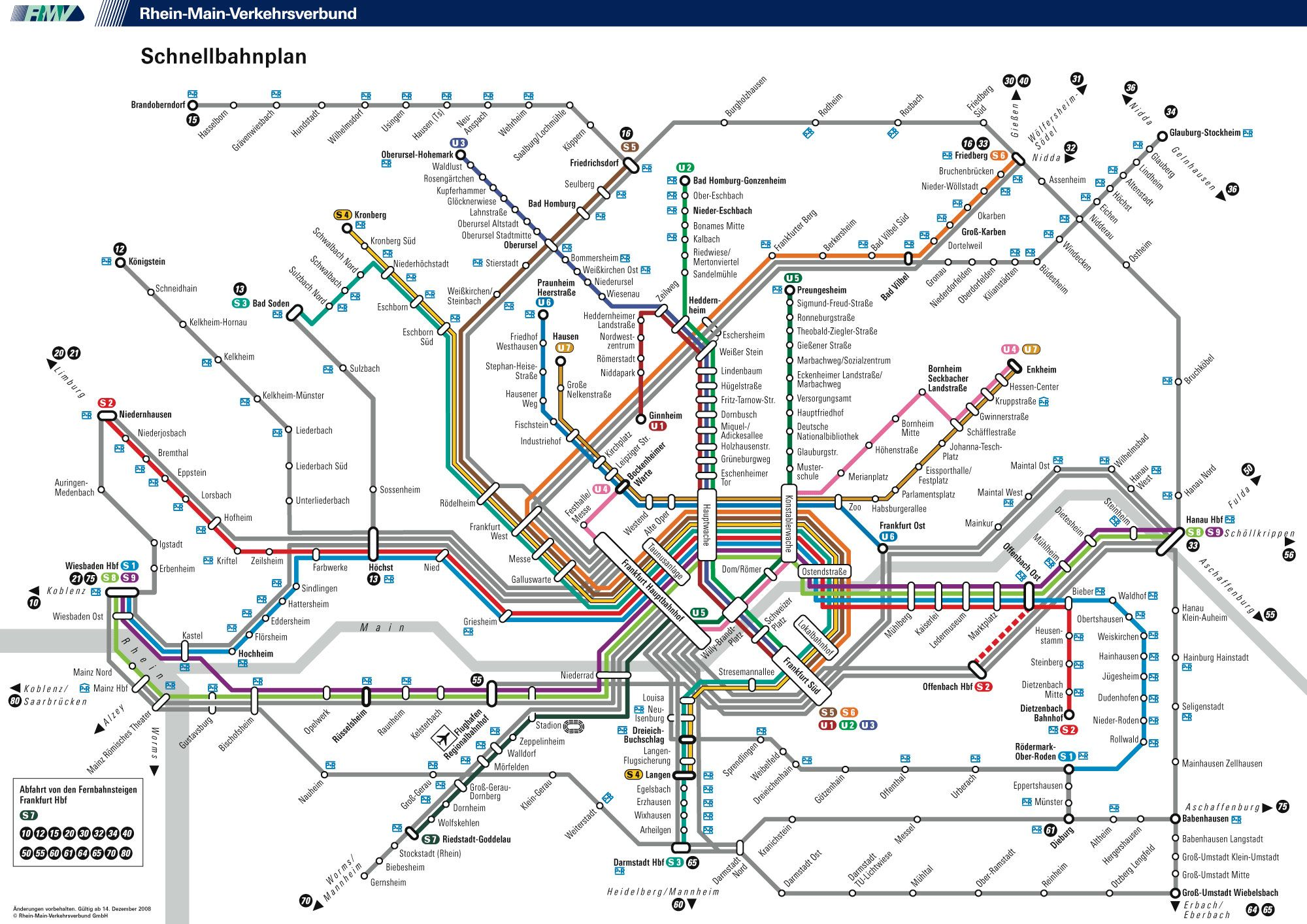 Frankfurt Metro Transportation Maps Pinterest Frankfurt and