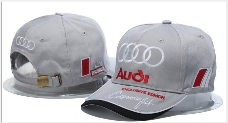 Audi Logo Baseball Cap Hat Sport Quattro Tt R8 S3 A4 S4 A5 S5 Rs5 A7 Rs7 Q3  Q A4 528a84154ca