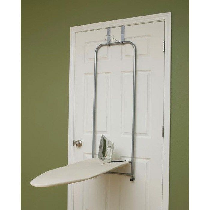 Compact Ironing Boards Small In Size But Big In Benefits Iron Board Room Door Design Household