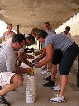 Pipeline Gutter Ball Each Participant Has A Short Length