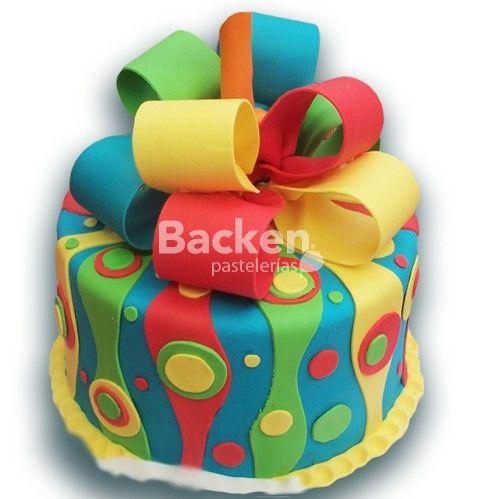 Pastel para Cumpleaños: Colorfull | candy bar super heroes ...
