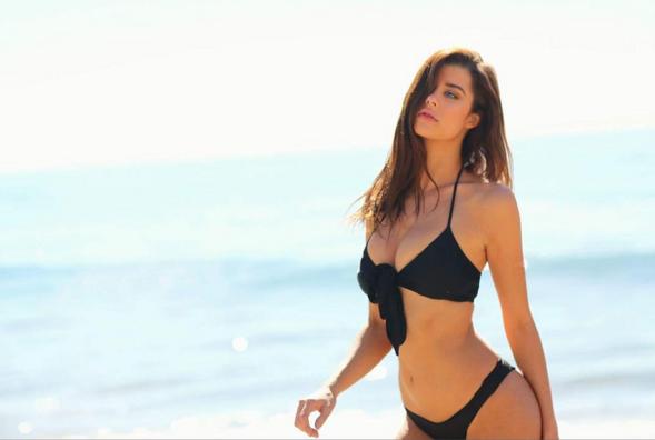 Non nude sexy models