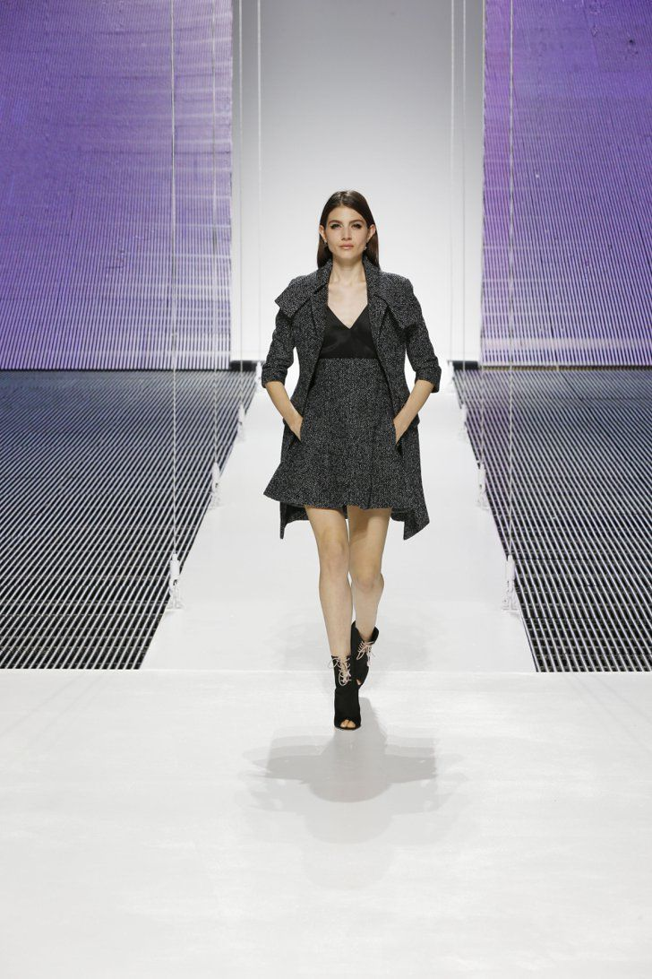 Dior christian cruise brooklyn in new york images