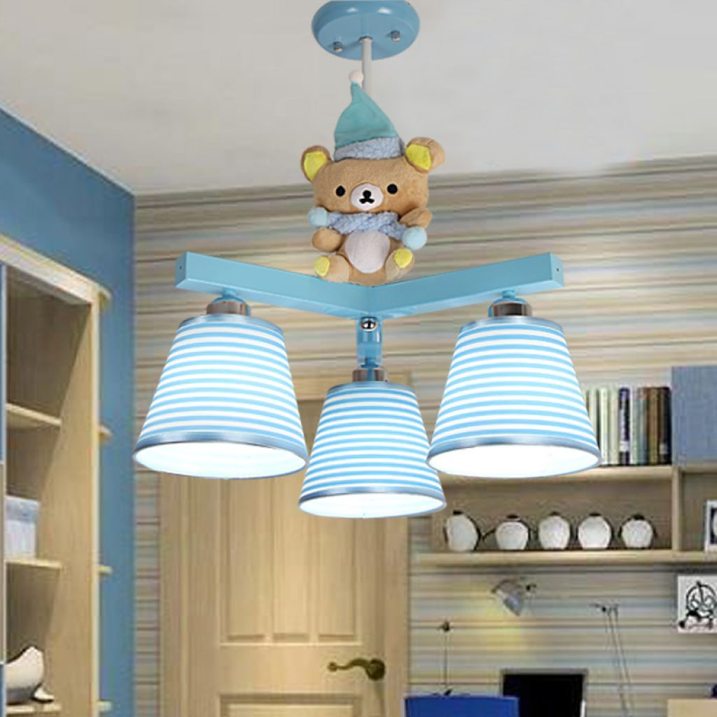 5 Fun Lighting for Kids Rooms - Country Bedroom Decorating