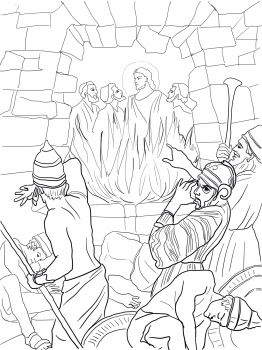 40++ Daniel refuses the kings food coloring page HD