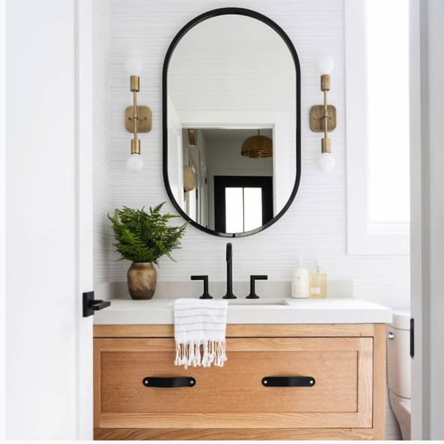 32++ Bathroom vanity with mirror and faucet ideas