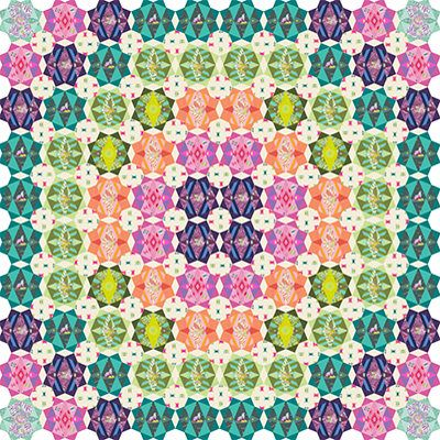 PRE-ORDER**Moonstone Quilt Pattern featuring Spirit Animal by Tula ... : tula pink quilt kits - Adamdwight.com