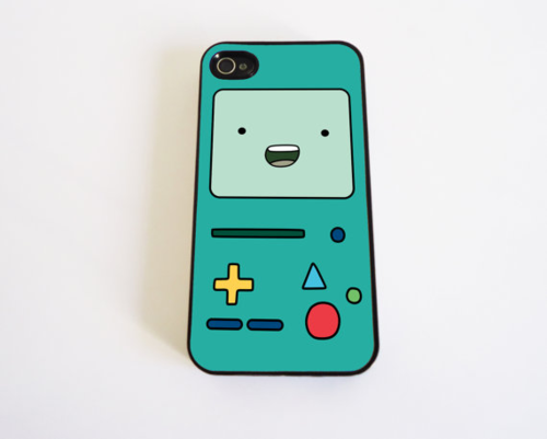 Adventure Time Bmo Beemo Case For Iphone 4 And Iphone 4s Etsy Fundas Para Celular Fundas Moviles Carcasas De Celulares