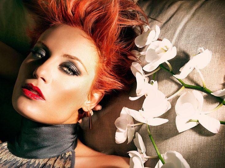 Eleonora Meleti/ Hair & Make-up by Panos Kallitsis