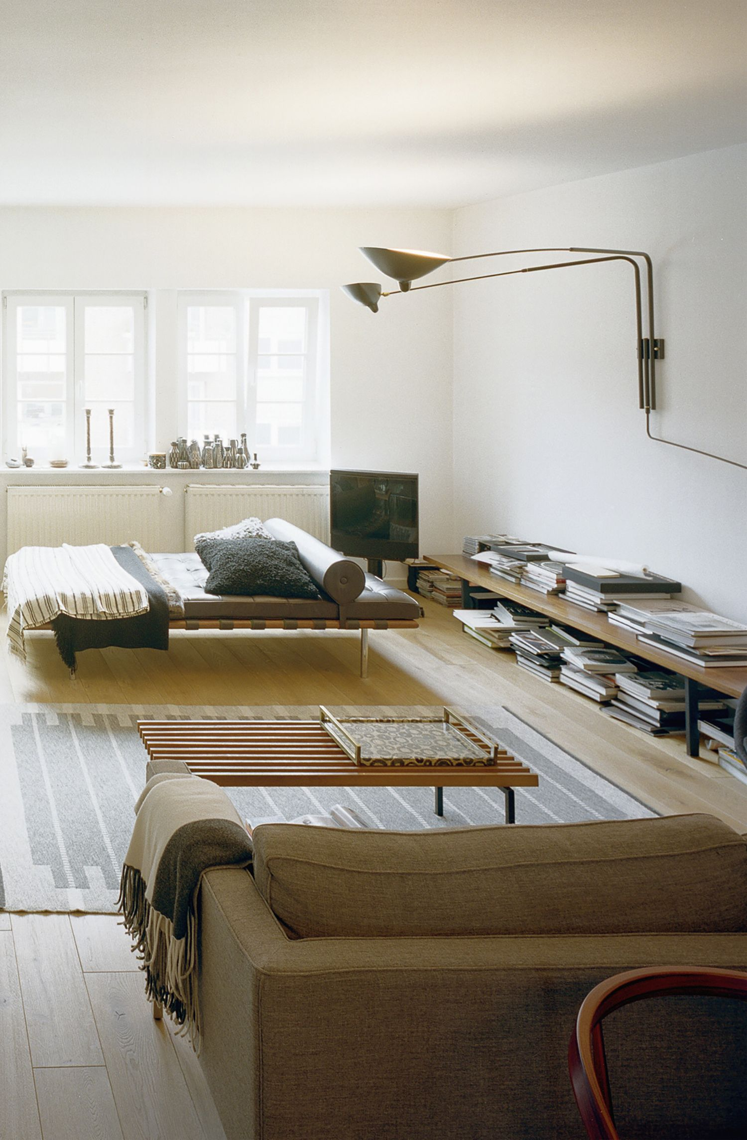 The monocle guide to cozy homes hamburg germany owned by wolfram neugebauer beautiful interiors