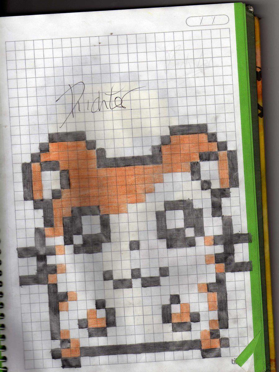 Dibujos En Hojas Cuadriculadas Buscar Con Google Cuaderno