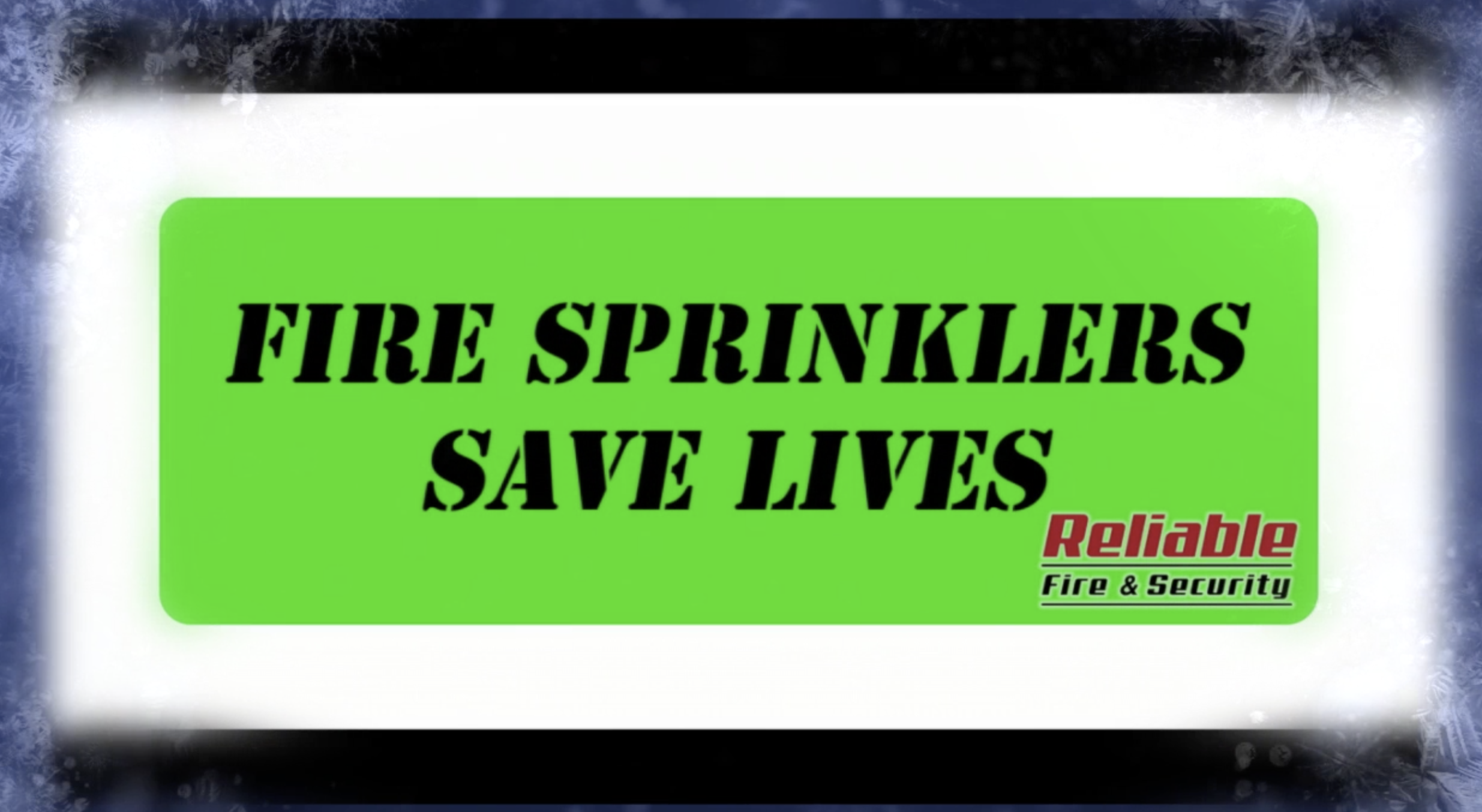 Sprinkler System Inspections - Reliable Fire Equipment